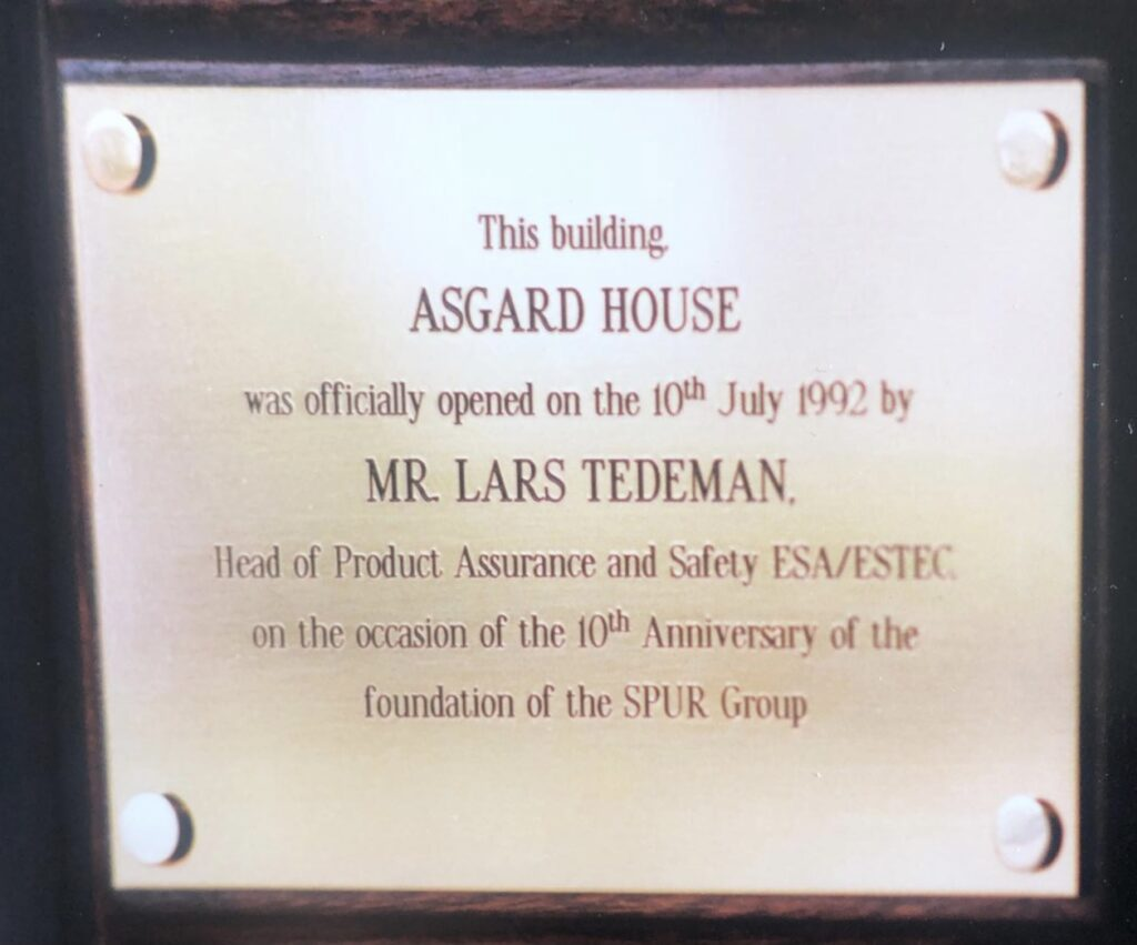 10th Anniversary Asgard House | Spur Electron
